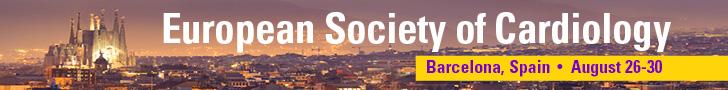 European Society of Cardiology (ESC) 2017