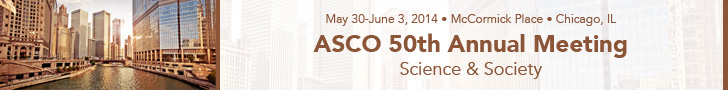 American Society of Clinical Oncology 2014