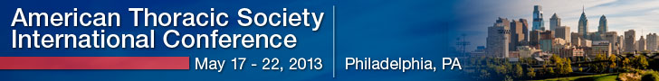 American Thoracic Society 2013