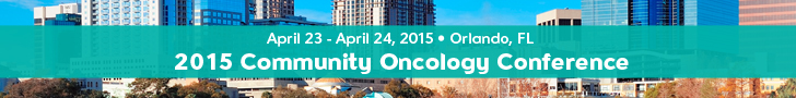 2015 Community Oncology Conference