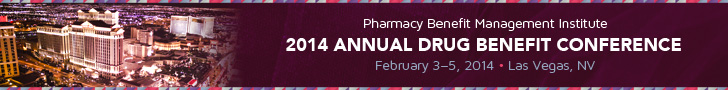 Pharmacy Benefit Management Institute's 2014 Annual Drug Benefit Conference