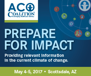 ACO and Emerging Healthcare Delivery Coalition Spring 2017