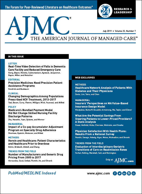 The American Journal of Managed Care
