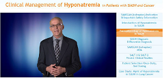 Clinical Management of Hyponatremia in Patients with SIADH and Cancer
